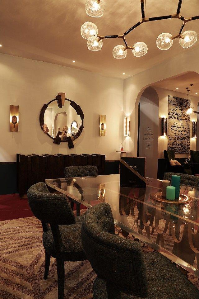 Erstaunliche Luxus Möbel für das perfekte Wohndesign