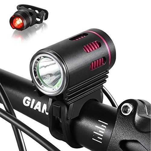 Bright 1200 Lumens Mountain Bike Light With Cree L2 Led Bike Led Light New Kandn