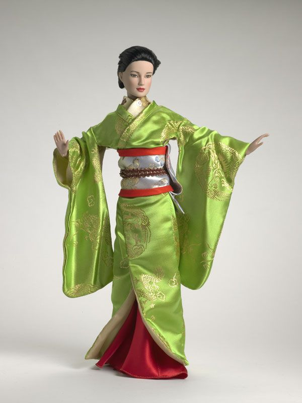 Memoirs of a Geisha, Tonner dolls