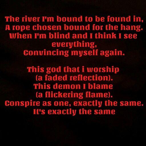 Lamb Of God Descending Lyrics God Lyrics Alternative Rock Lyrics submitted by mellow_harsher, edited by passenger146. lamb of god descending lyrics god