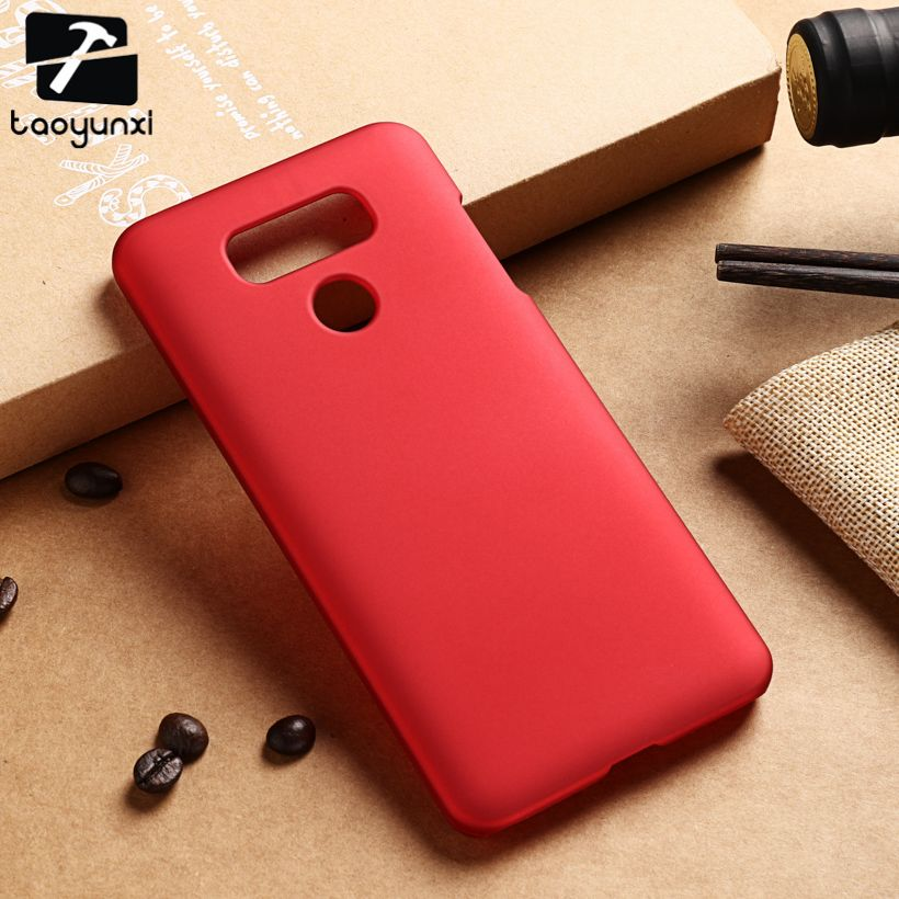Case Plastic For LG G6 Case Skin Back Matte For LG G6+ H870DS H870