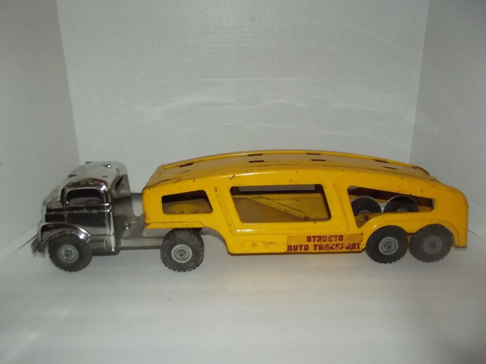 Good vintage toys autotransport battery words