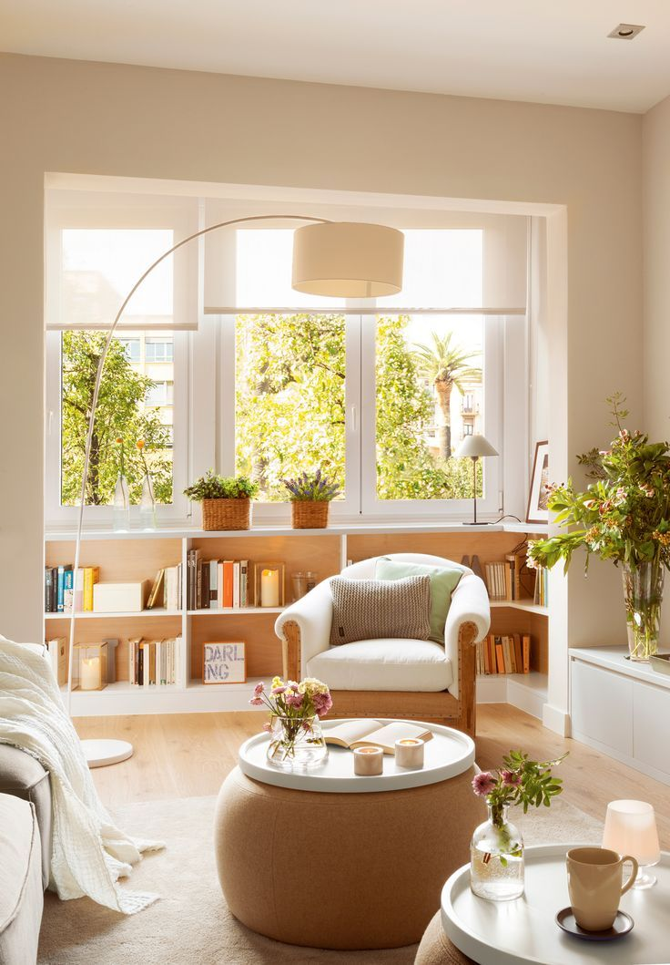 Cómo decorar un salón pequeño: 4 claves para elegir tus muebles ...