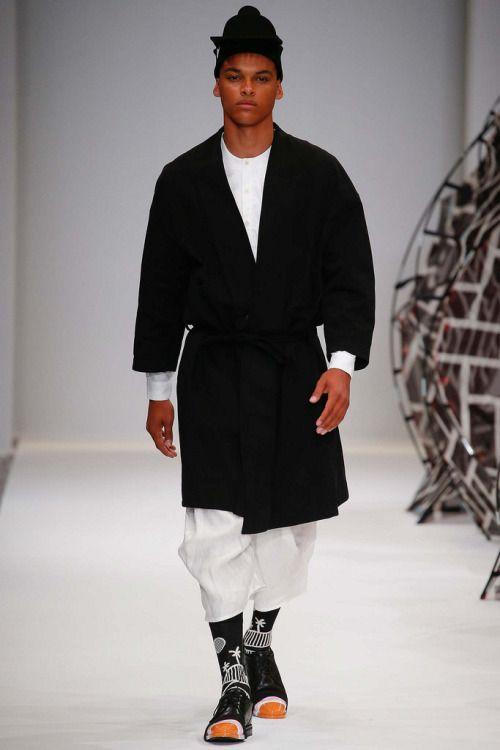 Henrik Vibskov Spring 16.  menswear mnswr mens style mens fashion fashion style runway luxury henrikvibskov
