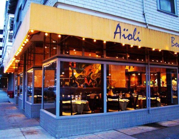 Aioli Bodega Espanola Sacramento Ca Restaurants In