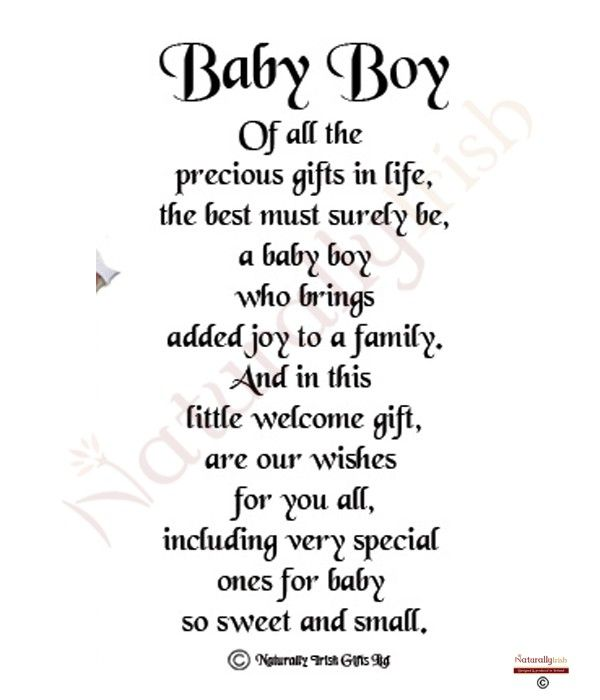 Image result for baby boy verses | Baby poems, Baby boy ...