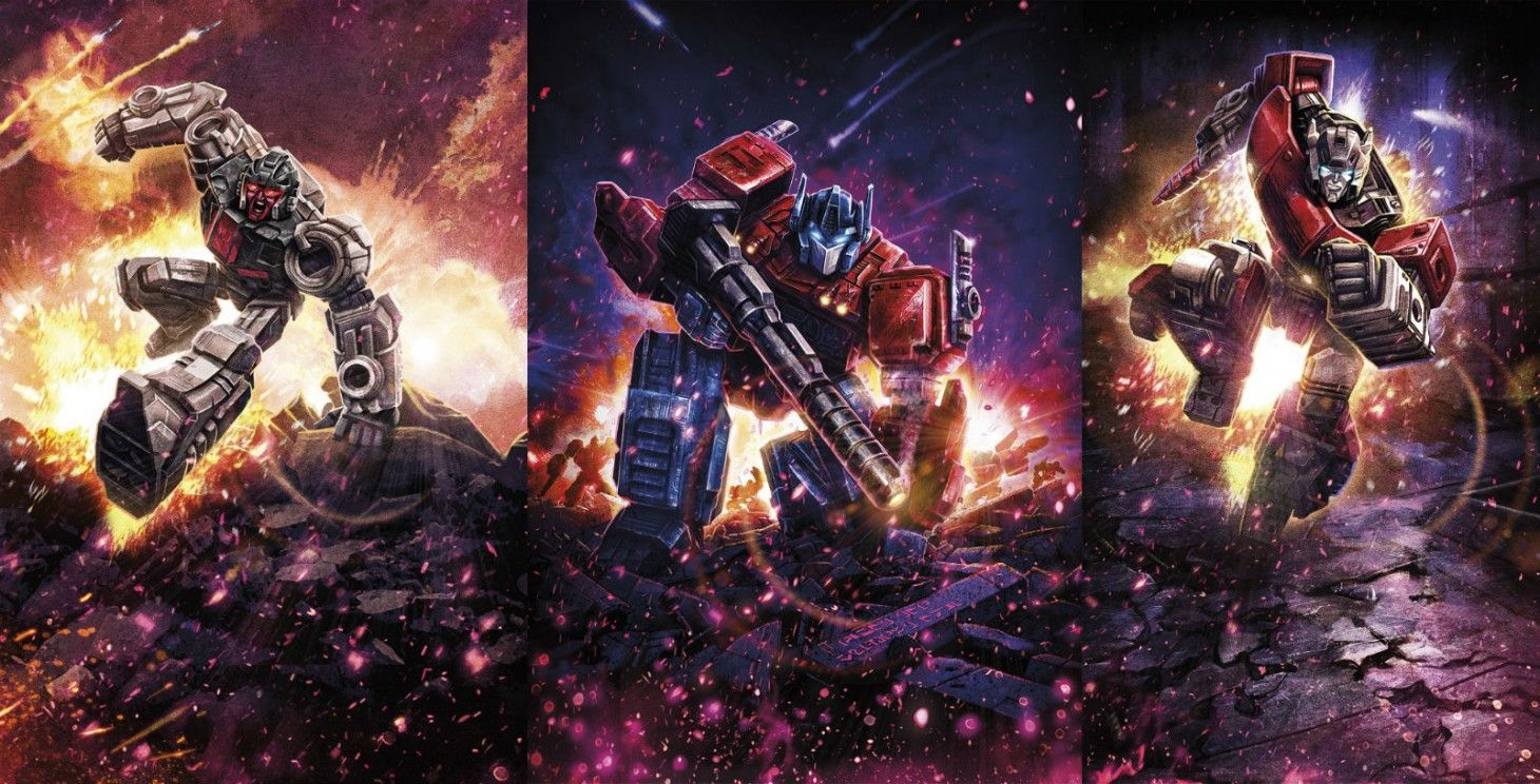 First Images Of Transformers War For Cybertron Siege Optimus