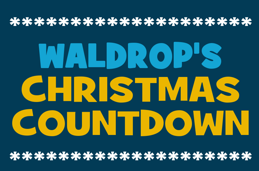 Waldrop\'s Christmas Countdown 2014 | How Many Days Till Christmas ...
