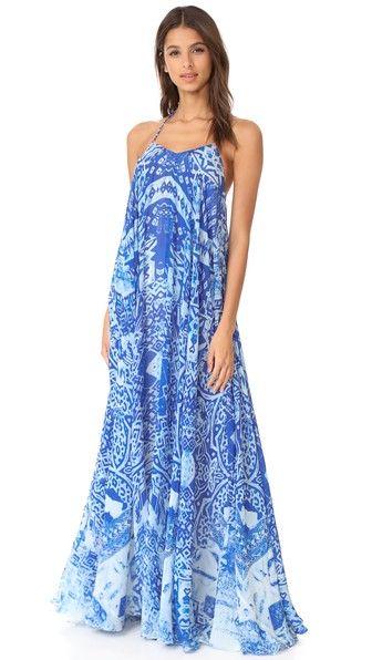53095d6a09 ROCOCO SAND Mexicano Dress