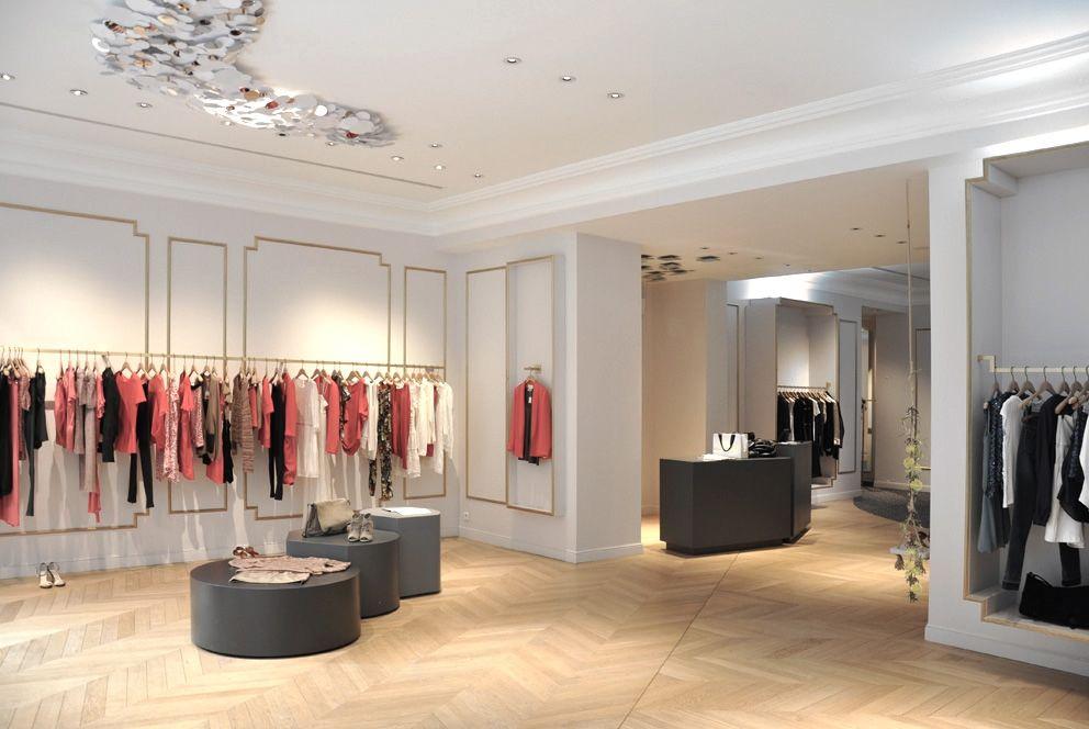 maje store in paris by element s un peu d 39 ordre pinterest magasin porte habits et espace. Black Bedroom Furniture Sets. Home Design Ideas