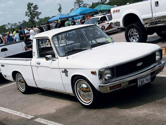 Ah Chevy Luv