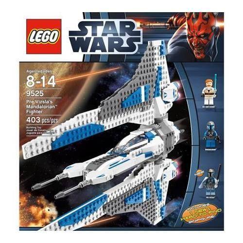 LEGO ® Star Wars 9525 Pre Vizsla/'s Mandalorian Fighter NEUF