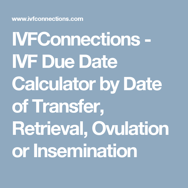 Pin on IVF Journey