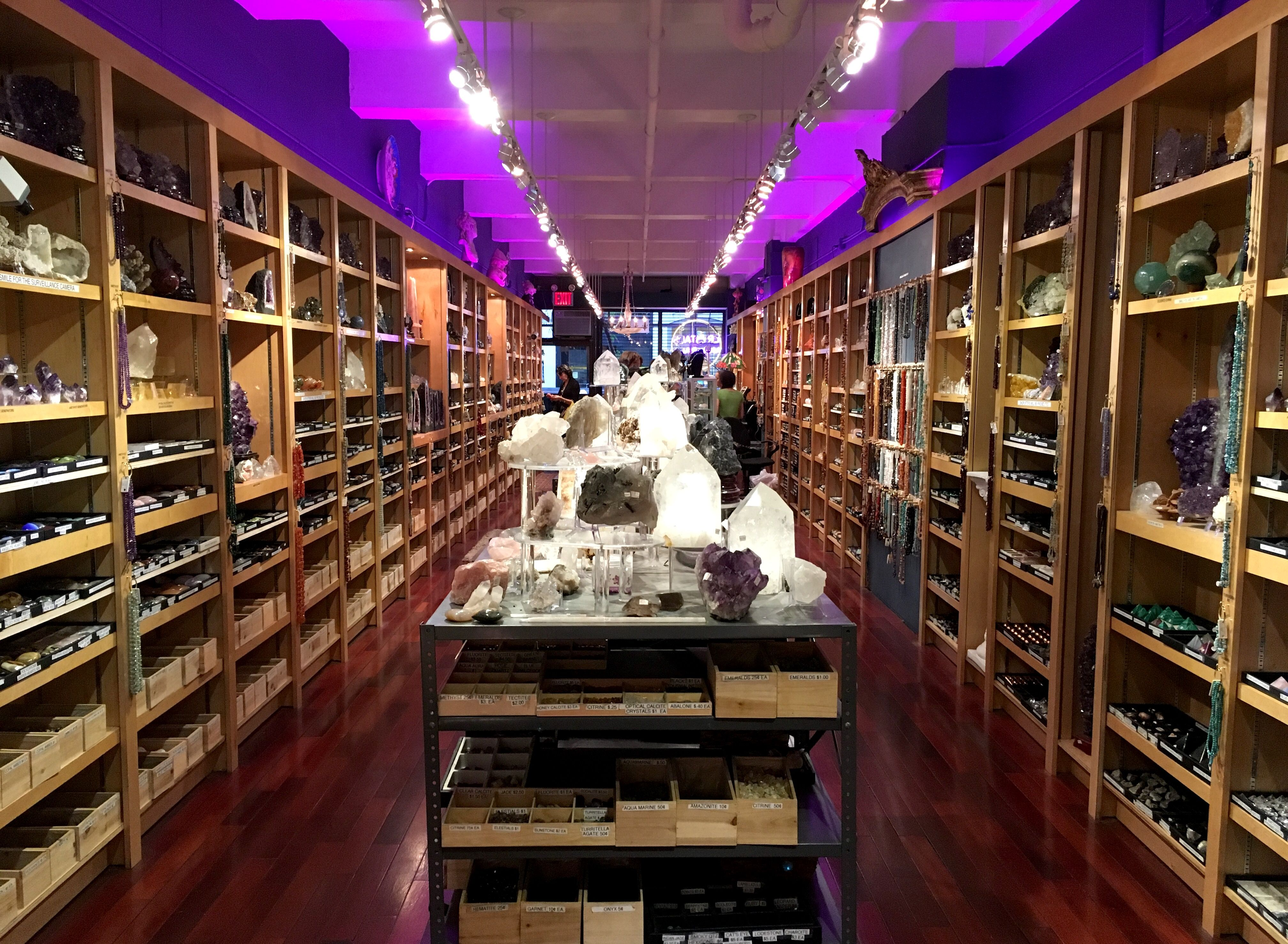 Best CRYSTALS SHOP in NYC! | CRYSTAL SHOPS in NYC | Crystal shop