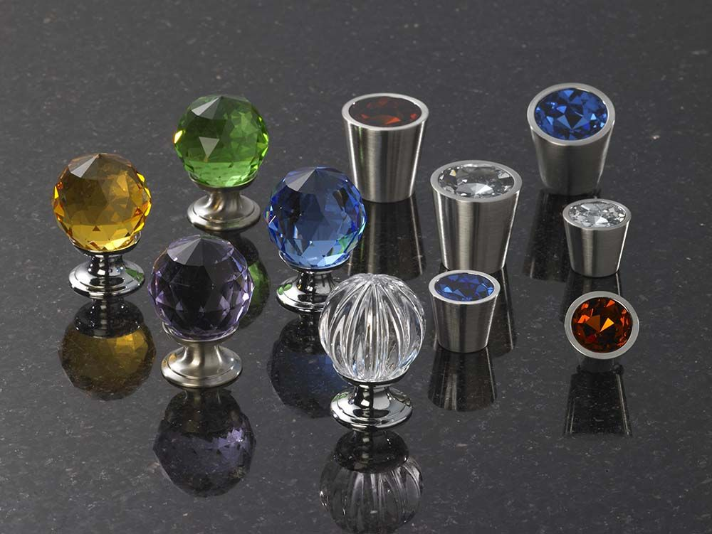 Colored Cabinet Knobs   Add A Splash Of Bright Color To Any Decor With  Colored Glass