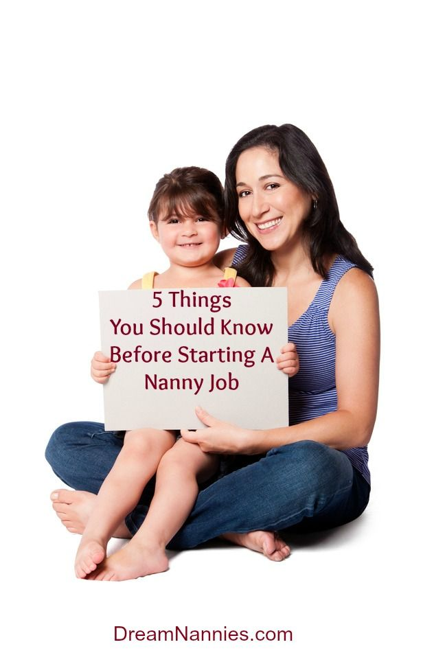 5 Days Of Helping You Become The Best Nanny Day 1 Nanny Jobs Nanny Magic Bag