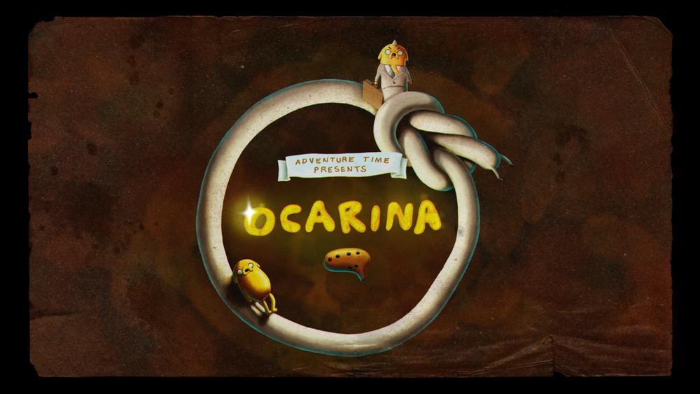 Ocarina - The Adventure Time Wiki. Mathematical! - Wikia