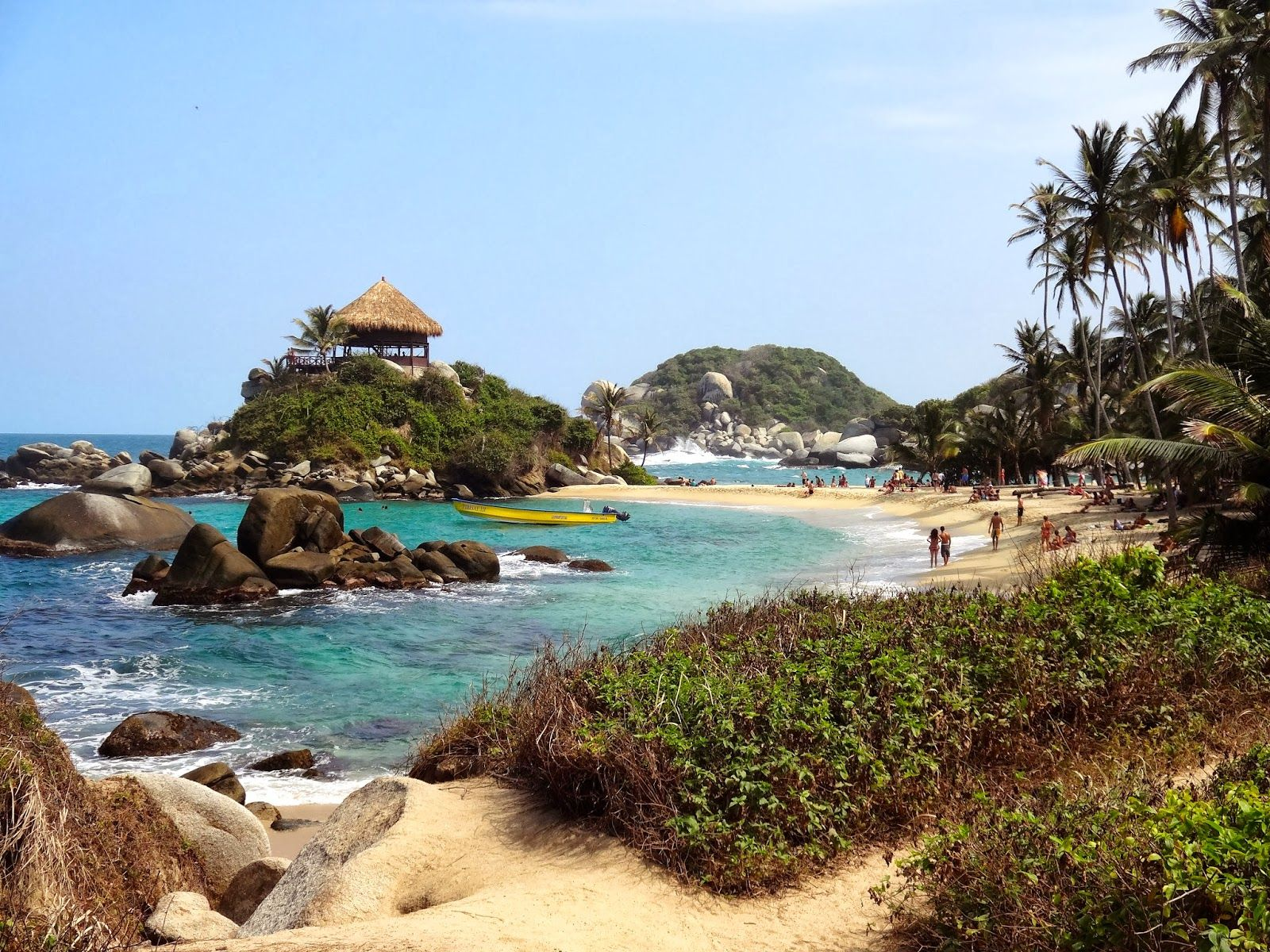 my trip to beautiful tayrona national park colombia travel rh za pinterest com