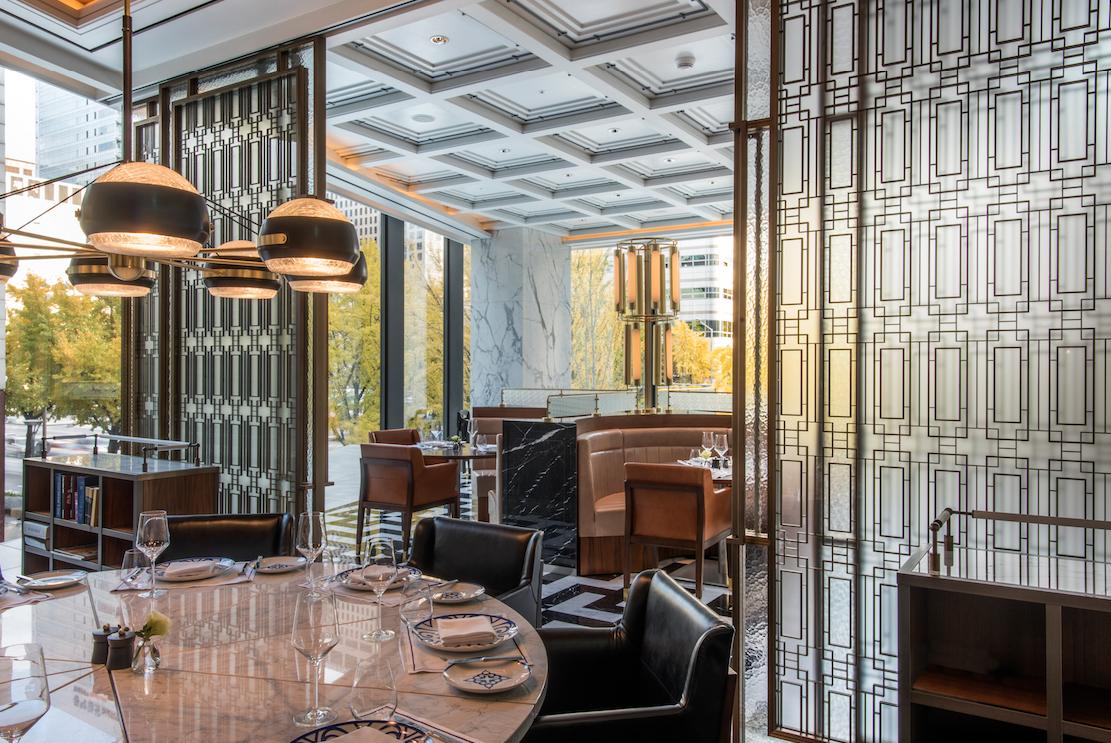 Boccalino italian restaurant at four seasons hotel seoul for Hotel design italia