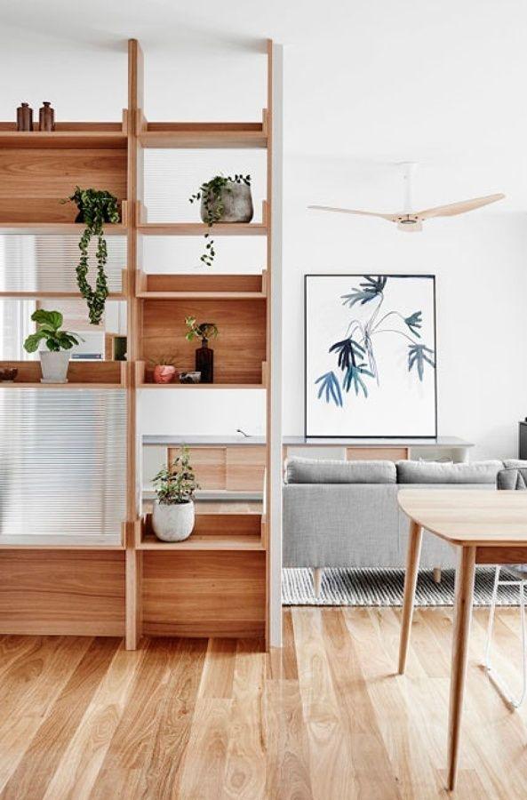 Estanter a divisoria estanterias decoraci n de unas for Separacion de muebles cocina comedor