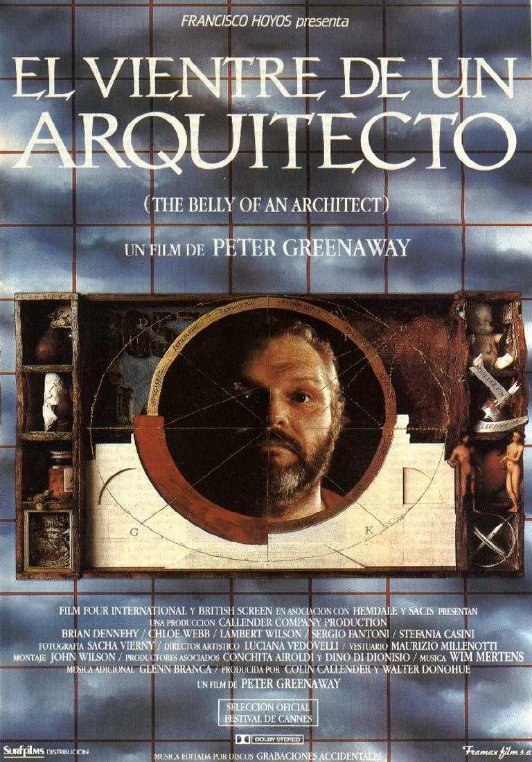 El Vientre De Un Arquitecto Clases De Historia Del Arte Cine Arquitectos