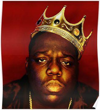 notorious big poster hip hop artists