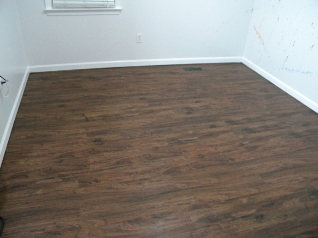 New Lowes Basement Flooring