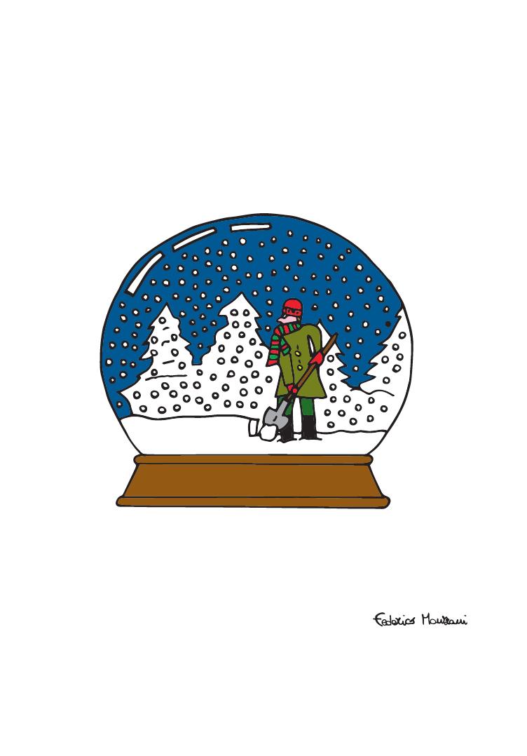 Merry Christmas by Federico Monzani