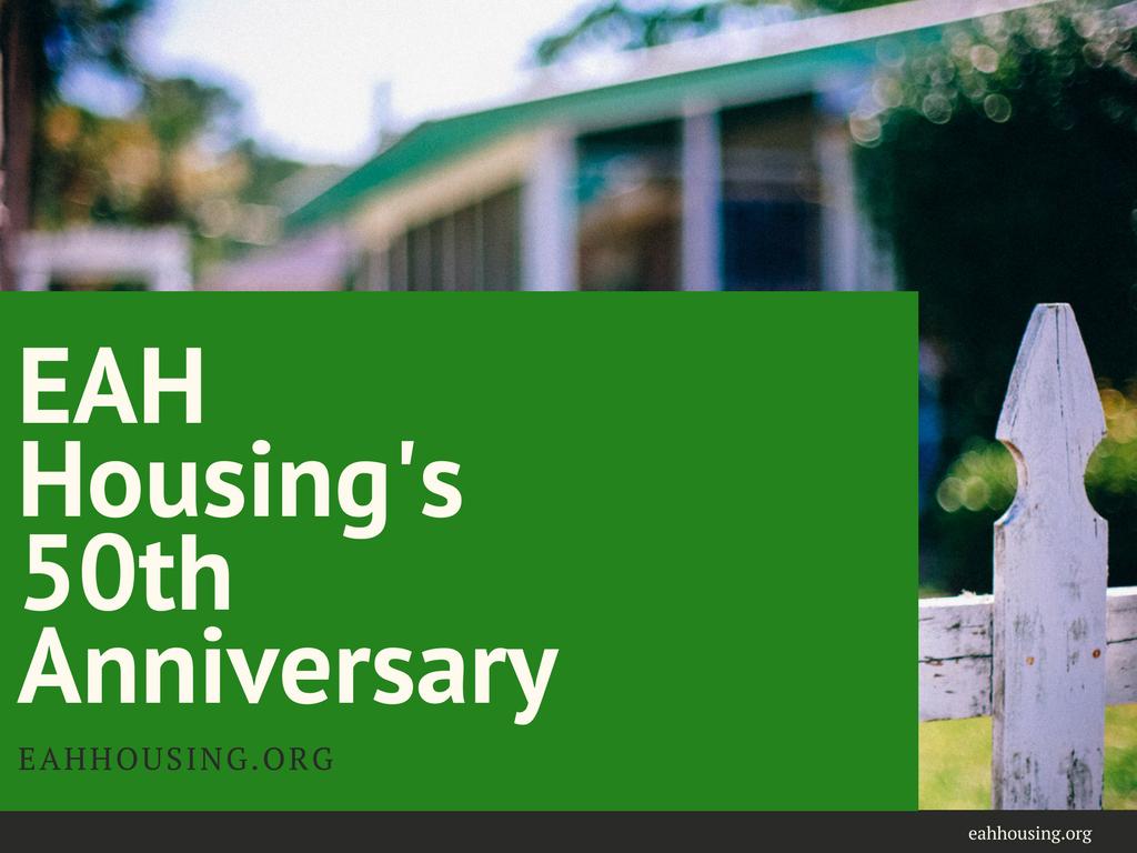EAH Housing 50th Anniversary
