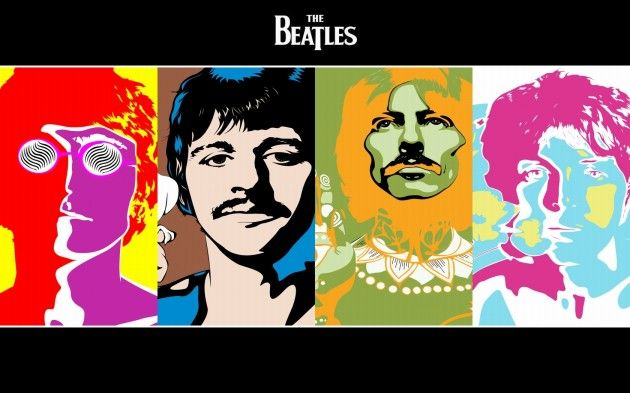The Beatles wallpapers (13)