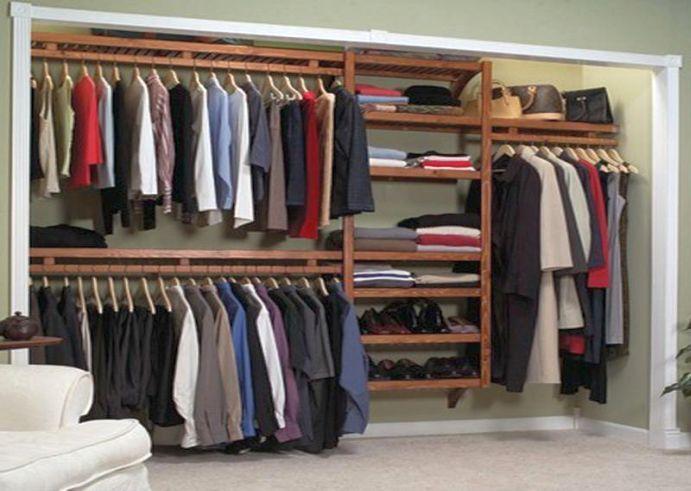 Allen Roth Closet Organization | Lowes Closet Organizer Installation