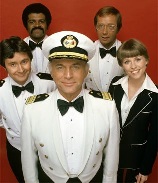 The Love Boat...