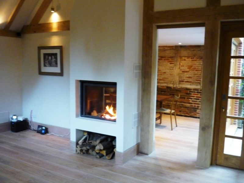 Stuv 21/75 Double sided | Fireplaces | Pinterest | Cooker, Log ...