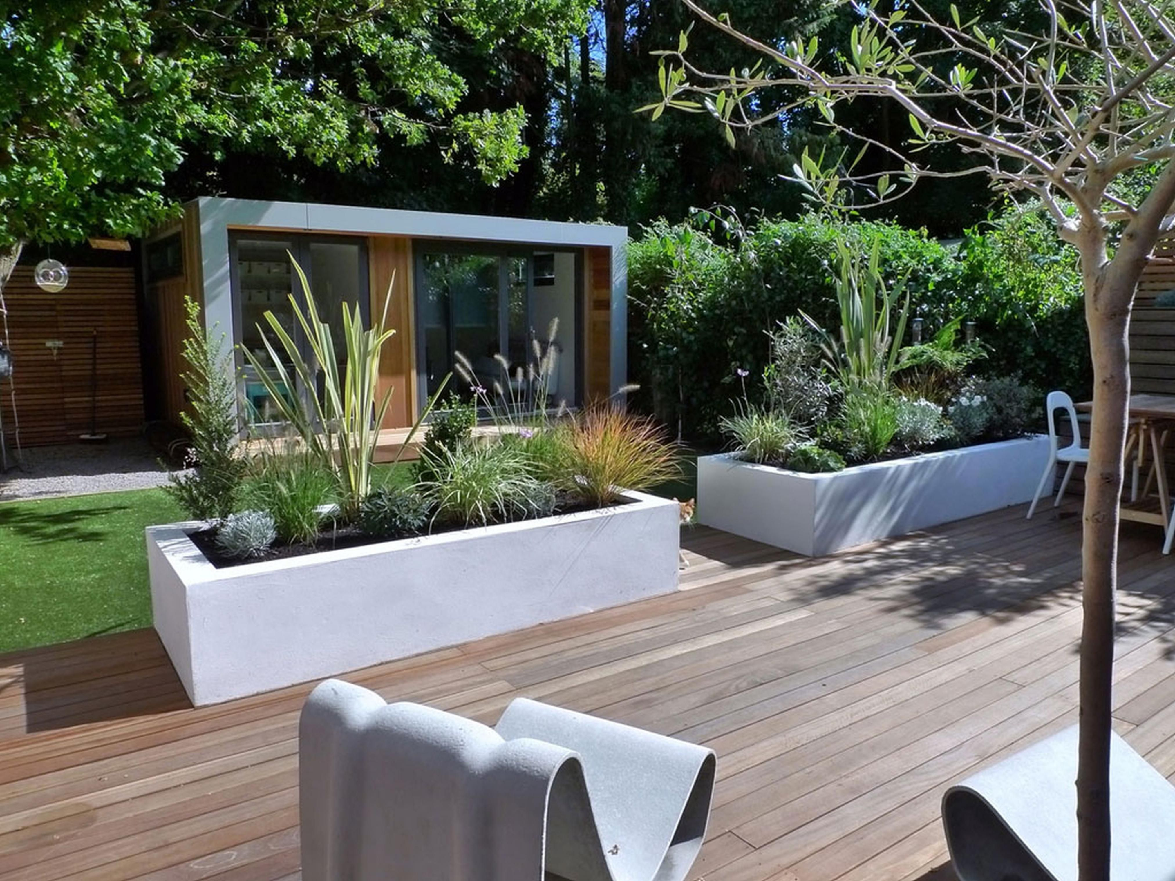 Awesome Small Terraced House Front Garden Ideas | Tuin ideeën