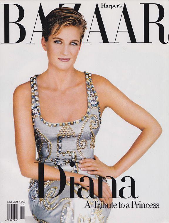 Princess Diana In Vogue Princess Diana Dresses Princess Diana Lady Diana