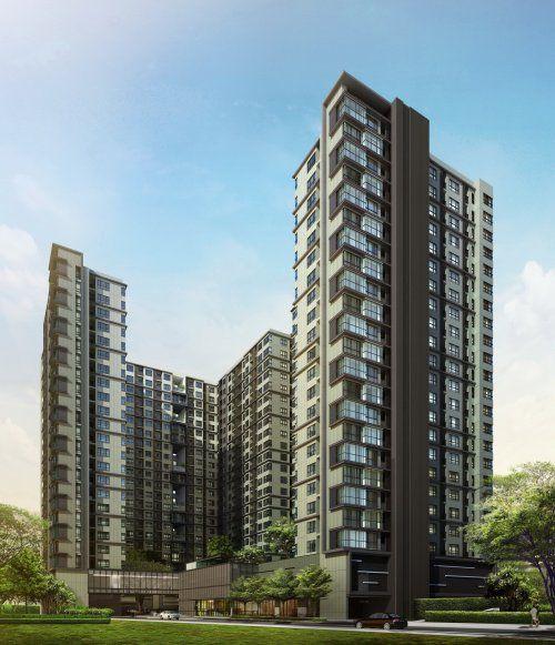 Condo Apartment: Condominium Architecture, Facade