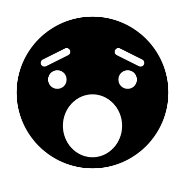 Surprised Icon Interface Faces Emoticons Smileys Ideogram People Feelings Surprised Emoji Emoji Icon More Icon