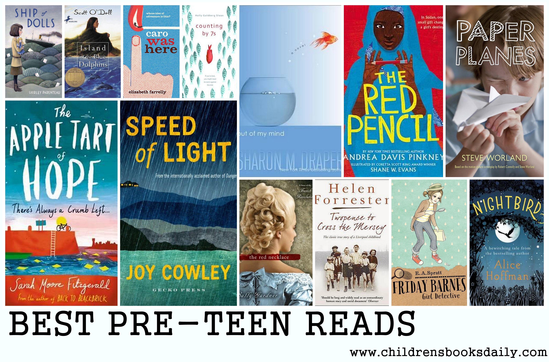 Best teen reads