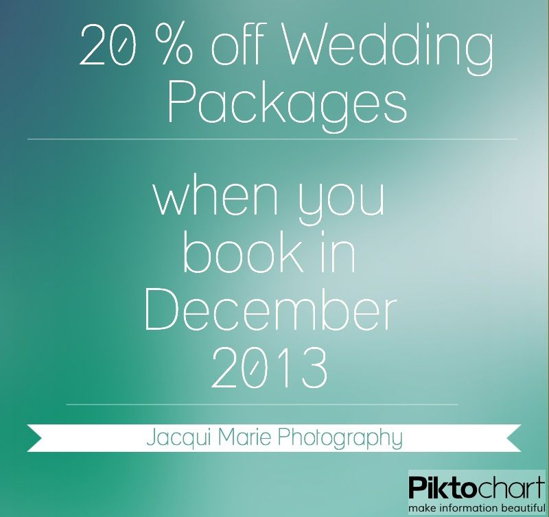 Great discounts at affordable Hampshire wedding photographers Jacqui Marie Photography until end of December 2013. VISIT http://jacqui-marie-photography.co.uk for details