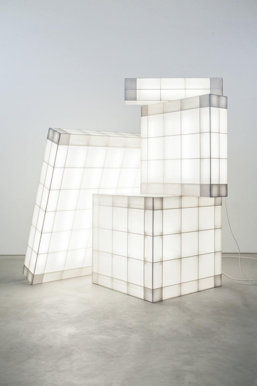 Studio mieke meijer | Lighting: space frames | Lamp | Pinterest | Spaces