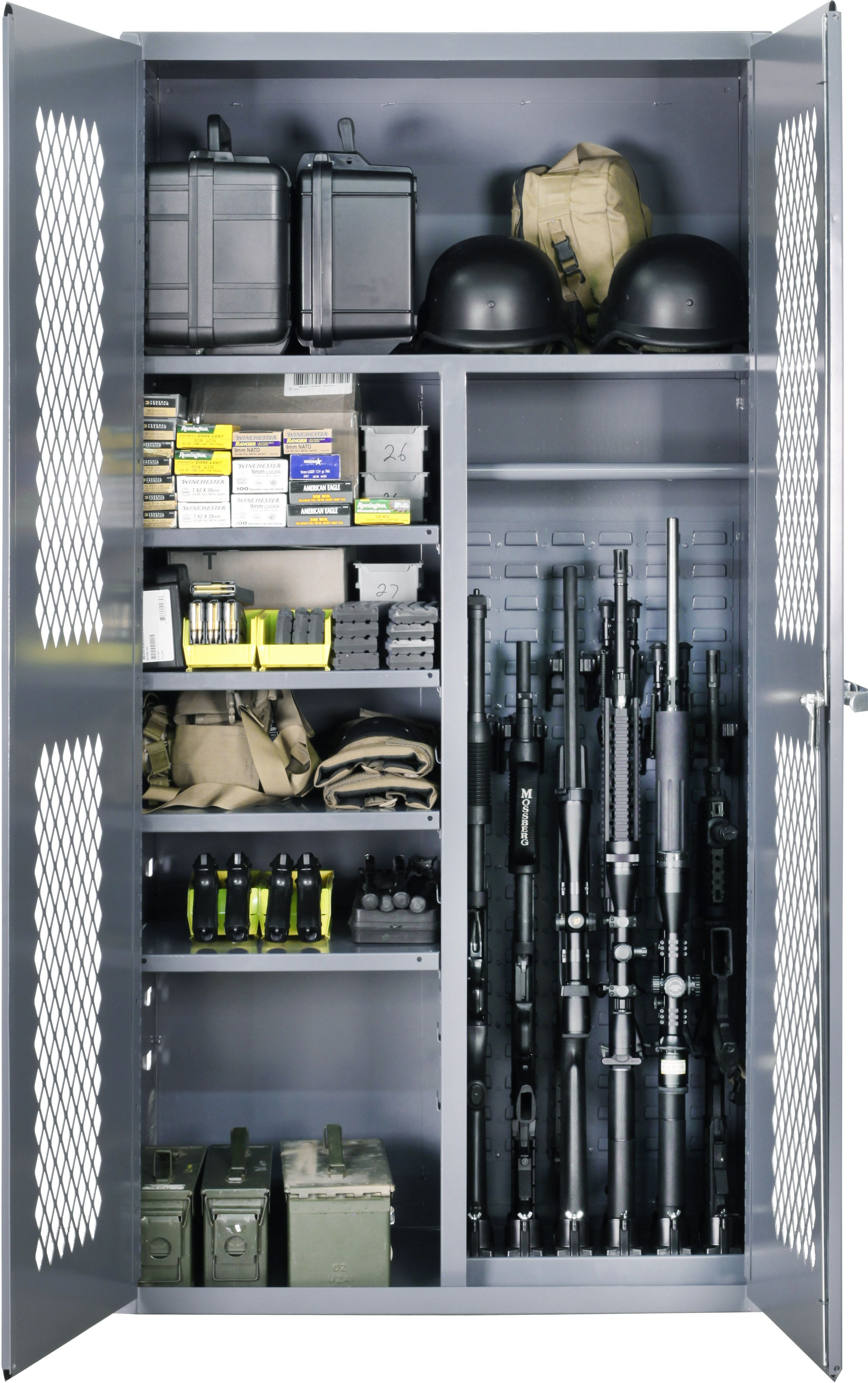 in and can cabinet cabinets without components store equipment every any your storage guns armory weapons additional or pin one weapon ammo