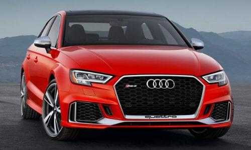 2020 Audi Model Lineup Audi Colorado Springs Audi rs3