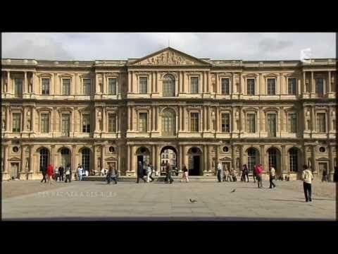 ▶ Le Palais du Louvre, Paris (1546 - 1857) - YouTube