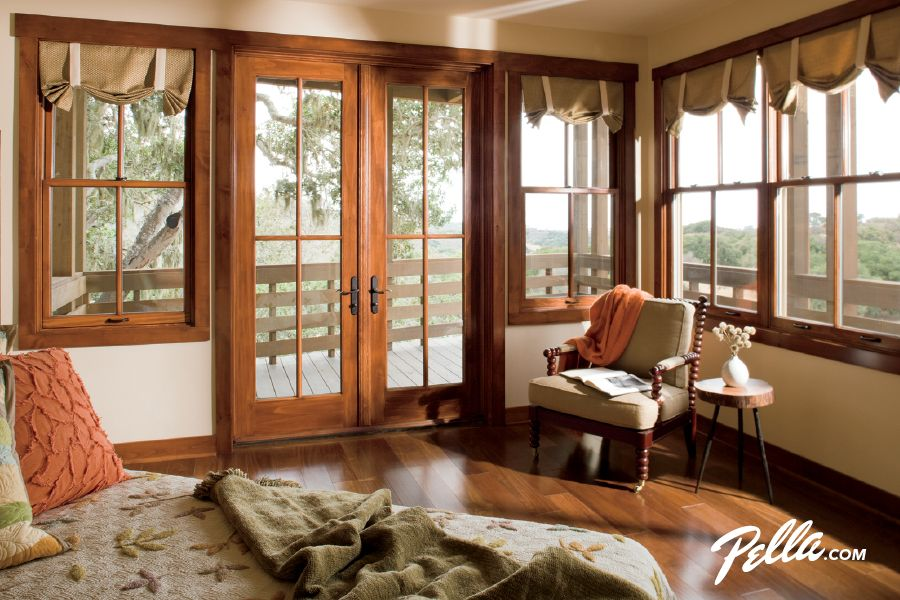 Choose The Warmth And Style Of Wood With Pella S Architect Series