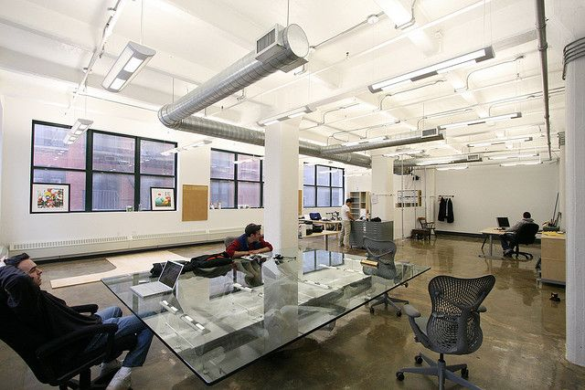 New Carrot Creative office in Brooklyn by carrotcreative