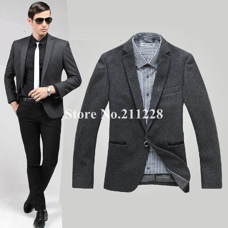 Imagini pentru mens blazer jacket black | CHESTI DE IMBRACAT 2 ...