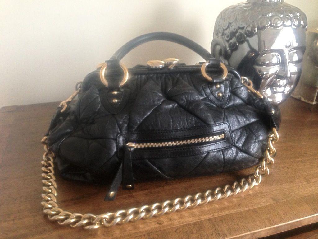 de5476953635 Marc Jacobs stam bag in noir €500 euros from www.divasdeal.com