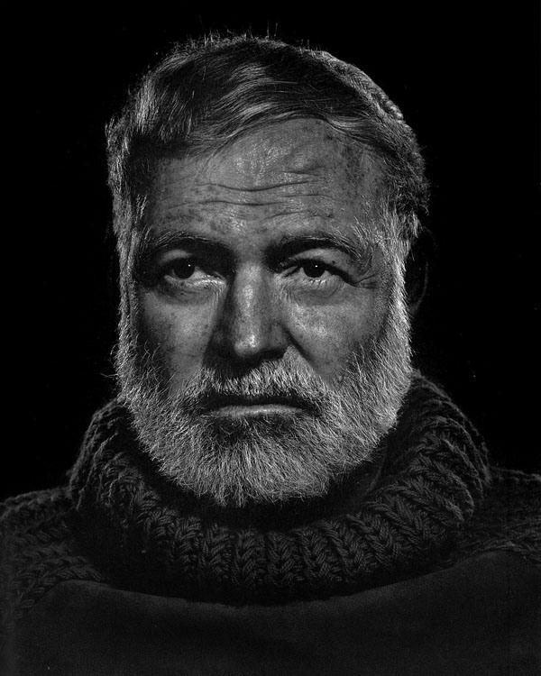 Fucking Earnest Hemingway