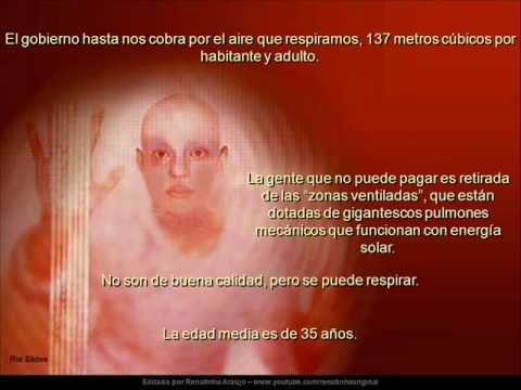 Carta Escrita en el Año 2070 con Voz en Español.