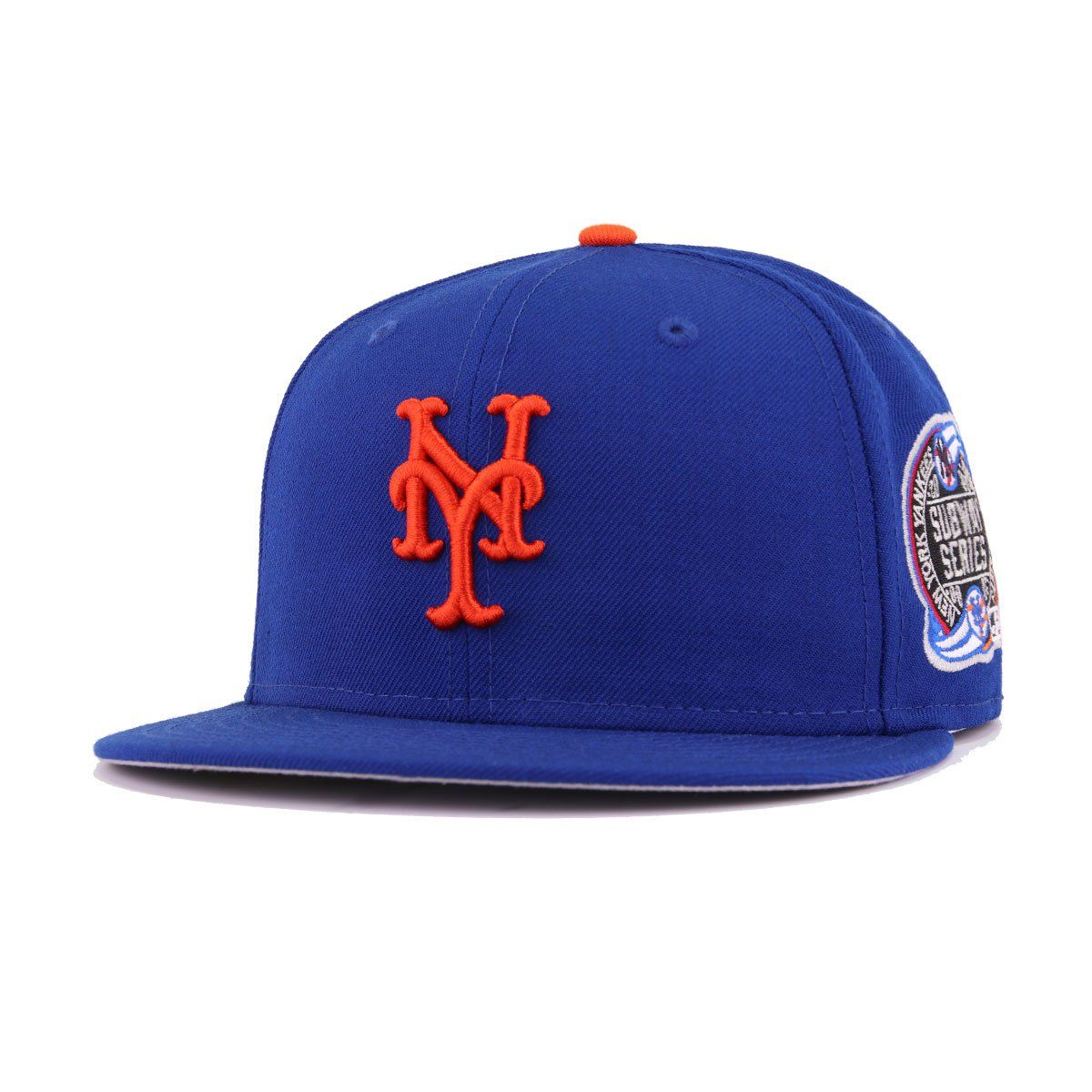 New York Mets Light Royal Blue Orangeade Subway Series